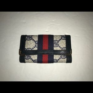 Vintage Gucci Key holder from 1980